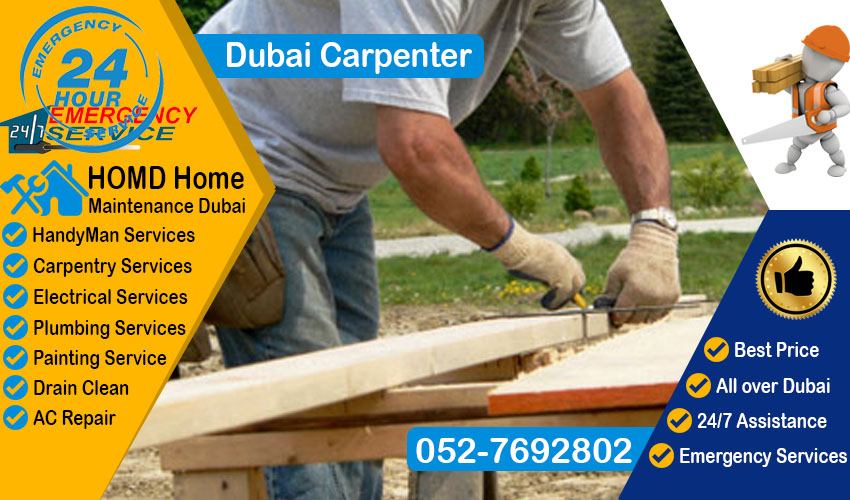 Dubai Carpenter