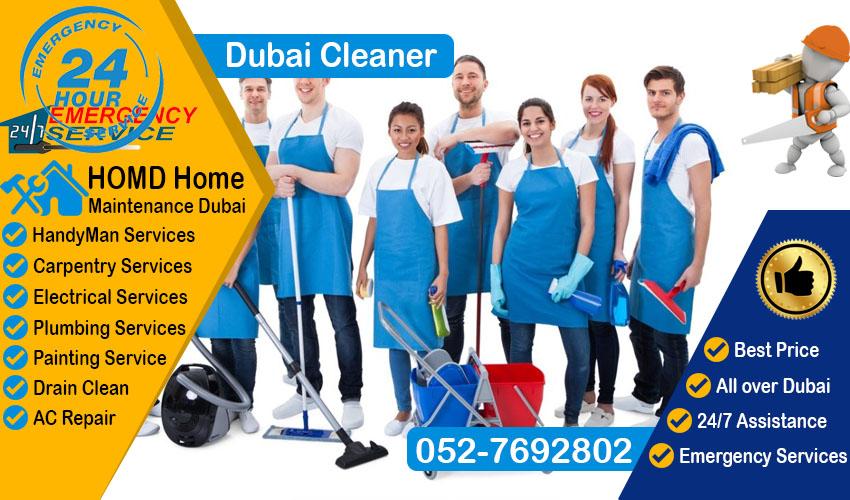 Dubai Cleaner