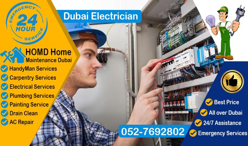 Professional Expert Dubai Electrician