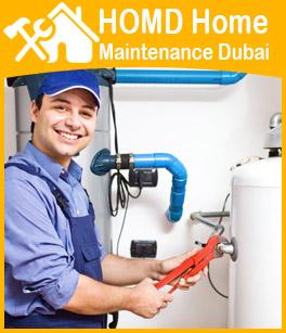 Dubai Plumber Water Heater Repair