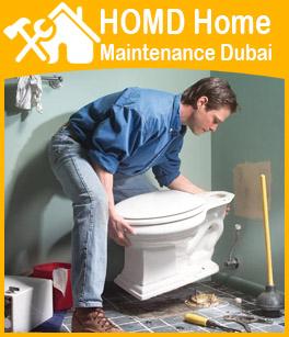 HandyMan Plumber Dubai Commode Repair