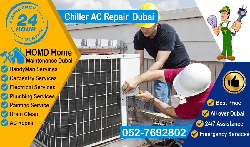 Chiller AC Repair Dubai