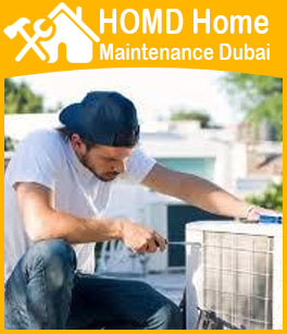 Central AC Technician Dubai