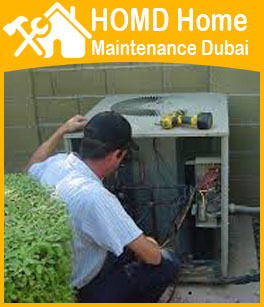 Expert Central AC Technician Dubai
