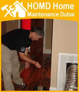 AC Duct Leak Fixing