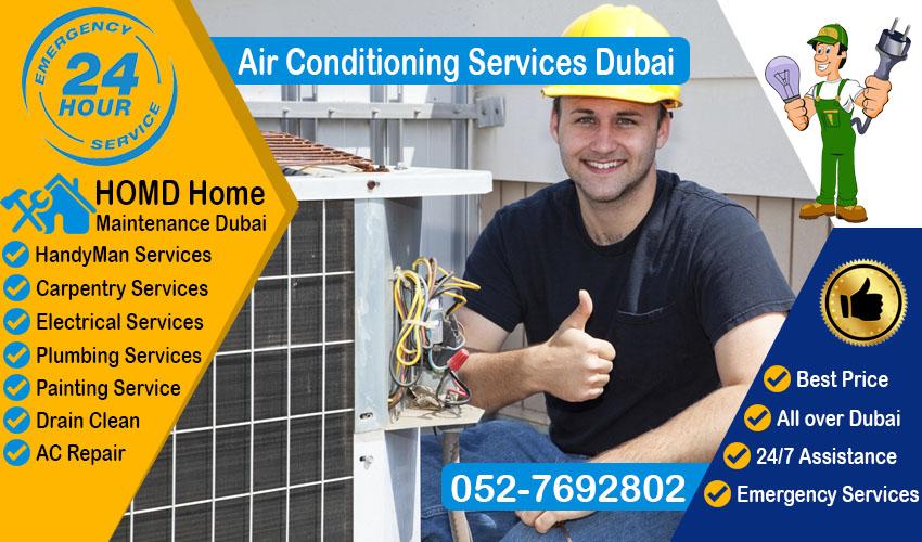Air Conditioning Services Dubai