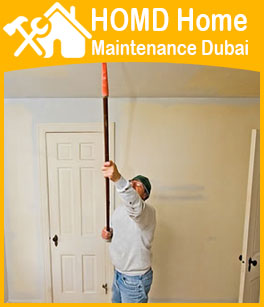 Expert Bedroom Apartment Painting Dubai