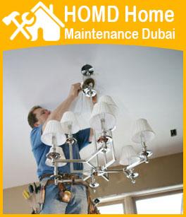 Expert In Chandelier Hanging Dubai