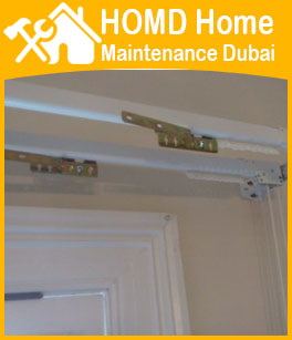 Best Curtain Railing Installation Dubai