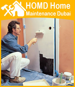 Door Painting Dubai