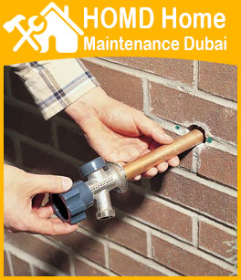 Extend Water Connection Dubai