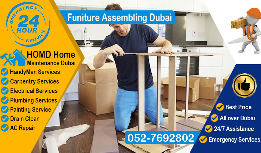 Furniture Assembling Dubai
