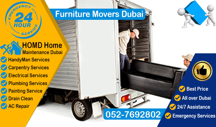 Furniture Movers Dubai Homd Home Maintenance Dubai