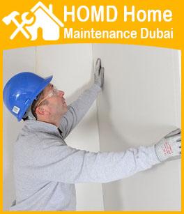 Professional & Expert Gypsum Partition Making Dubai
