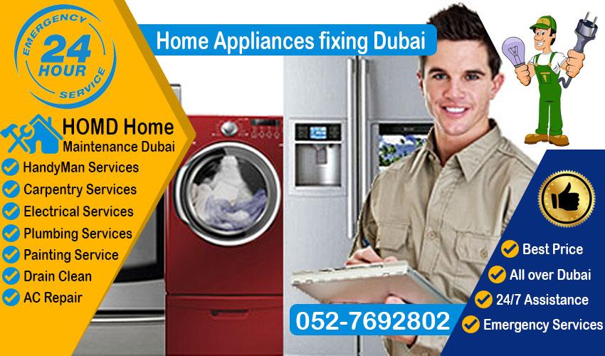 Home Appliances Fixing Dubai