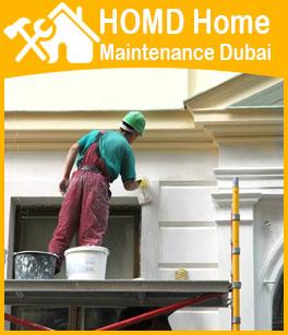 Professional Interior & Exterior Painting Dubai