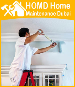House Villa Painting Dubai