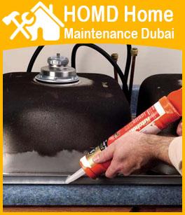 kitchen Sink Repair Dubai