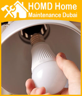 Light & Lamp Fixing Dubai