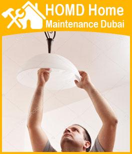 Expert In Light & Lamp Fixing Dubai