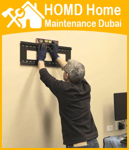 Mounting TV Brackets Fixing Dubai