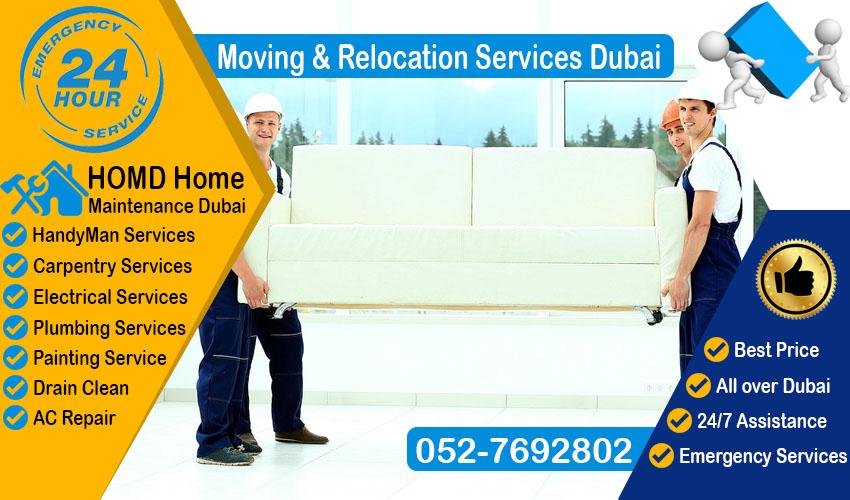 Moving & Relocation Services Dubai