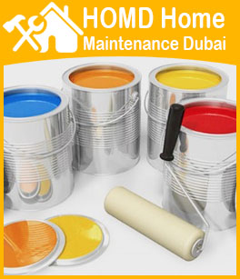 Expert Painting Services Work Dubai