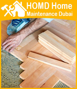 Expert In Parquet Flooring Dubai