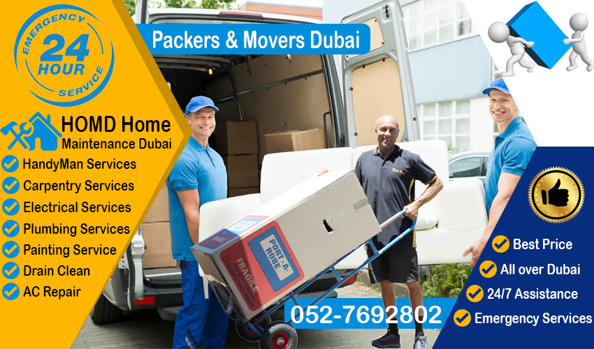 Parkers & Movers Dubai