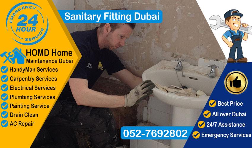 Sanitary Fitting Dubai