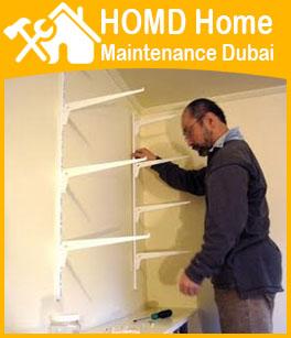 Shelves Fixing Dubai