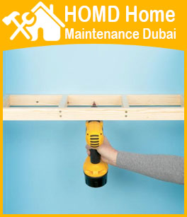 Shelves Fixing services Dubai