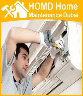 Split AC Installation Dubai