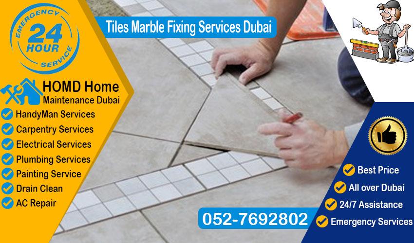 Tiles Marble Fixing Dubai