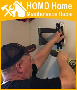 TV Wall Brackets fixing Dubai