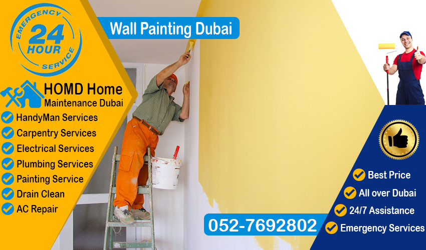Wall Painting Dubai
