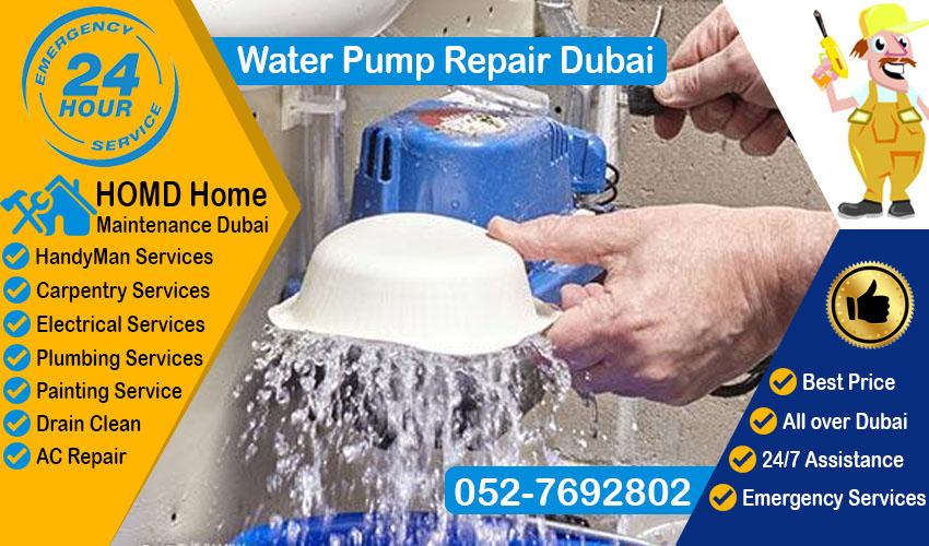 Water Pump Repair Dubai