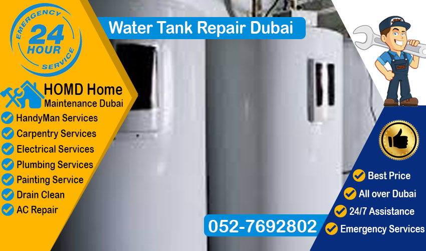 Water Tank Repair Dubai