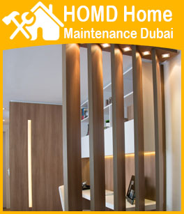 Professional & Expert In Wooden Partition Making Dubai
