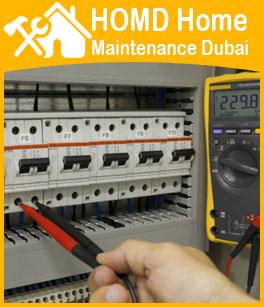 DP Box Breaker Trip Fixing Dubai