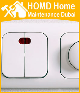 Light Dimmer Installation Dubai